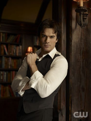 TVD Season 2 Damon - the-vampire-diaries photo