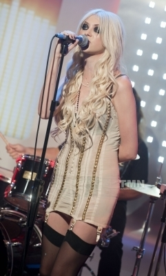 Taylor: August 20: 'This Morning' TV Programme in ロンドン