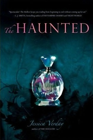 The Haunted BookCover
