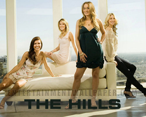The Hills wallpaper entitled The Hills