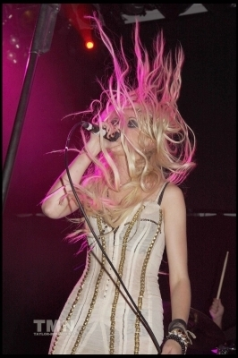 The Pretty Reckless: August 19: The O2 Academy in Islington, ロンドン