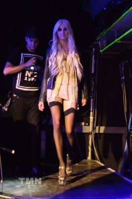 The Pretty Reckless: August 19: The O2 Academy in Islington, London