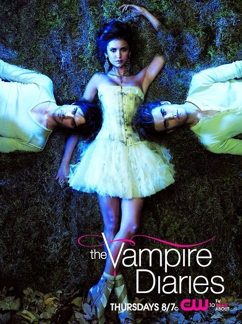 The Vampire Diaries Season 2 Promo Poster