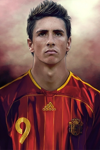 Fernando Torres wallpaper entitled Torres