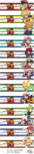 VS Pokemon Special
