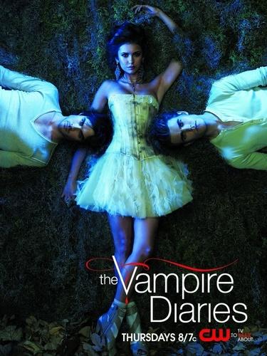 Vampire Diaries season 2 promos