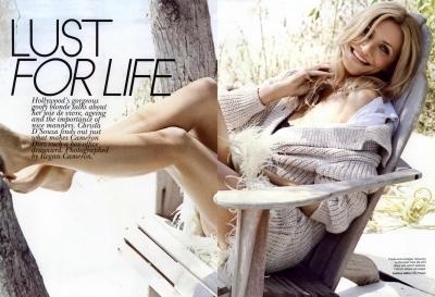 Vogue Australia - August 2010