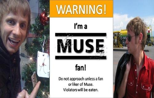 Warning muse fã