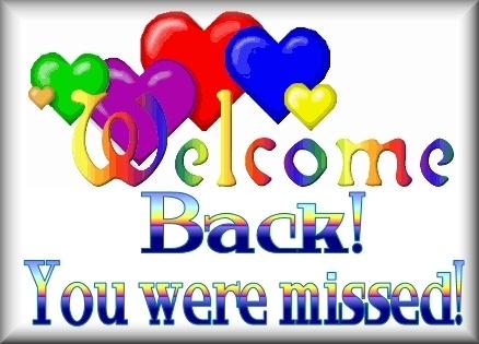 Welcome back, Berni ;)