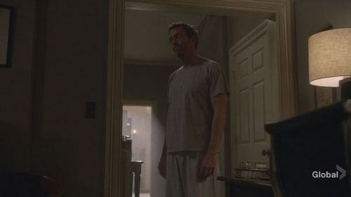 What does House have in mind?