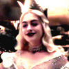 Alice in Wonderland (2010) photo titled White Queen Icons