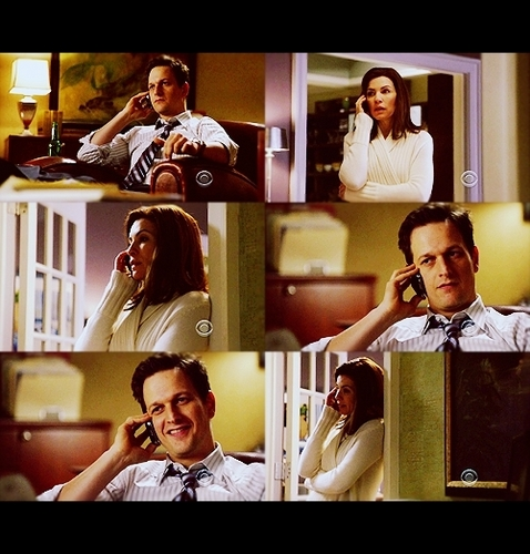Will & Alicia: 1x18 - Doubt