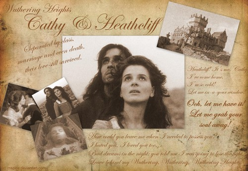 Wuthering Heights 壁紙