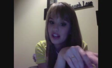 Debby Ryan karatasi la kupamba ukuta entitled Youtube Videos>16 Wishes