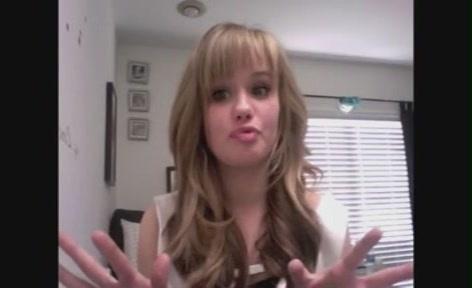 Debby ryan sexy cheerleader #3