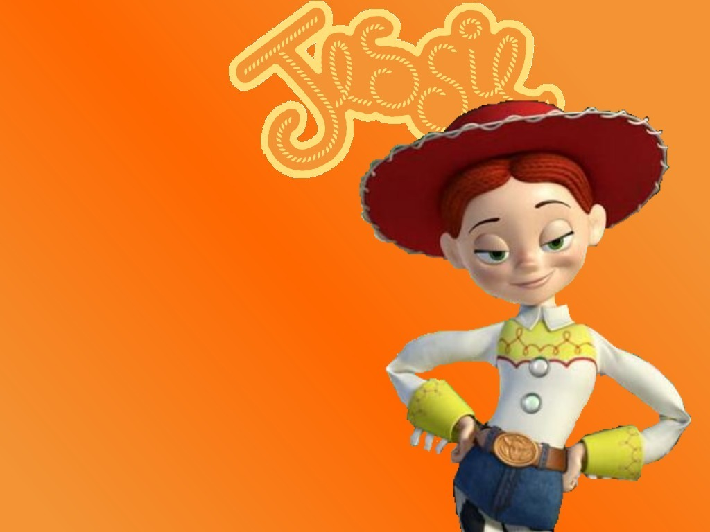 Jessie From Toy Story