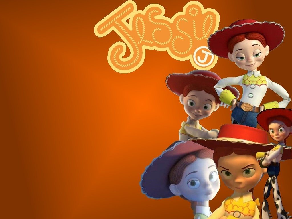 jessie (toy story) images custom jessie wallpaper hd wallpaper and