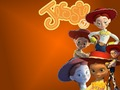 custom Jessie wallpaper - jessie-toy-story wallpaper