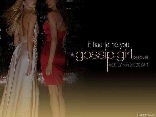 Gossip Girl Hintergrund called gg