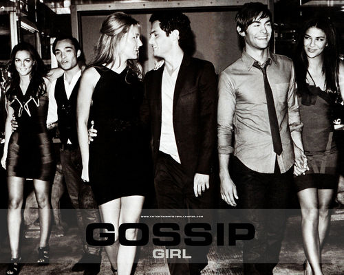 Gossip Girl wallpaper titled gg