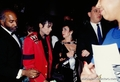 gorgeous men and great elizabeth taylor! - michael-jackson photo