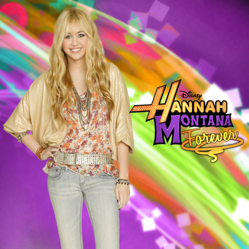 Hannah Montana wallpaper titled hannah montana forever pics created by me ...aka..by pearl as a part of 100 days of hannah