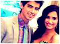 jOE---DEmi - jemi fan art