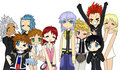kingdom hearts/ lucky star!