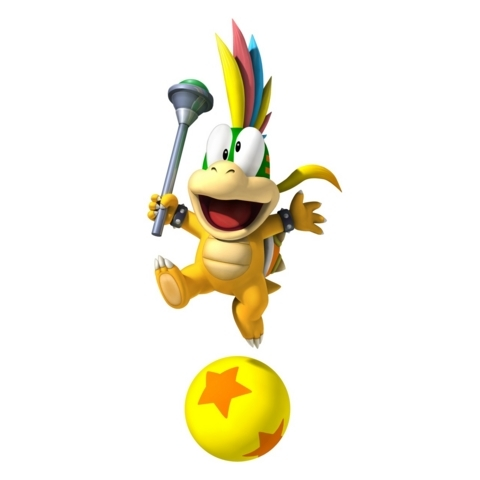 The Koopalings Images Lemmy Koopa Wallpaper And Background