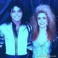 michael and sheryl - michael-jackson photo