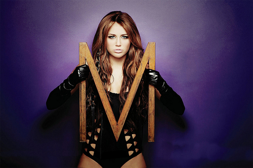 miley photoshoot