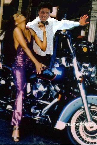 mj & Diana sexy