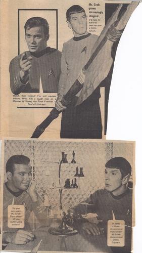 StarTtrek 1976 Magazine scan
