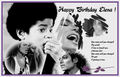 ಌ ಌ Happy Birthday  ಌ ಌ - michael-jackson-the-child fan art