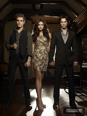 ♥ TVD Season 2 Promoshoot Adds!