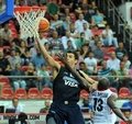 10. Carlos DELFINO (Argentina) - basketball photo
