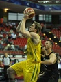 10. David BARLOW (Australia) - basketball photo