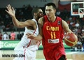 11. Jianlian YI (China) - basketball photo