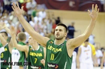 11. Linas KLEIZA (Lithuania)