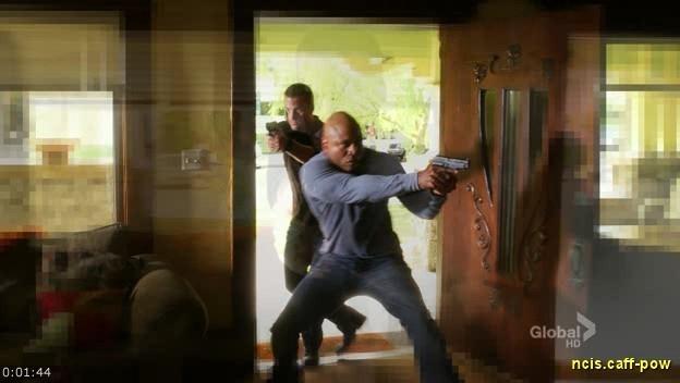 NCIS: Los Angeles 1x01 Identity