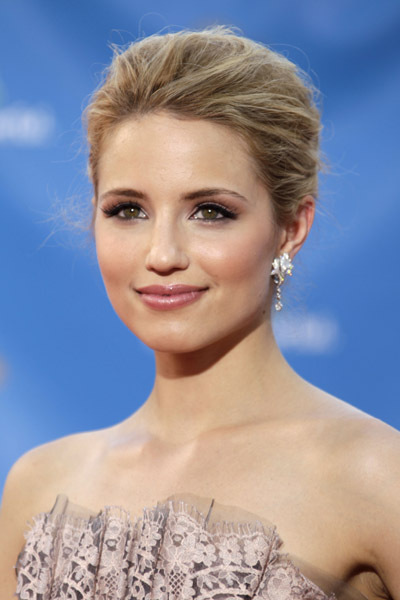 what does dianna agron tattoo say. Giving question what does