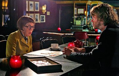 NCIS: Los Angeles 壁纸 containing a 啤酒店, 小酒馆 entitled 2x01 Human Traffic Stills