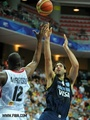 4. Luis SCOLA (Argentina) - basketball photo