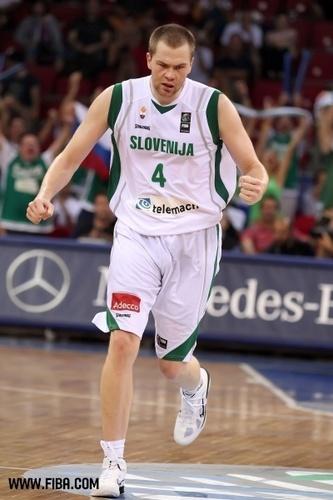 Basketball wallpaper entitled 4. Uros SLOKAR (Slovenia)