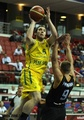6. Adam GIBSON (Australia) - basketball photo