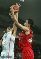 9. Yue SUN (China) - basketball photo