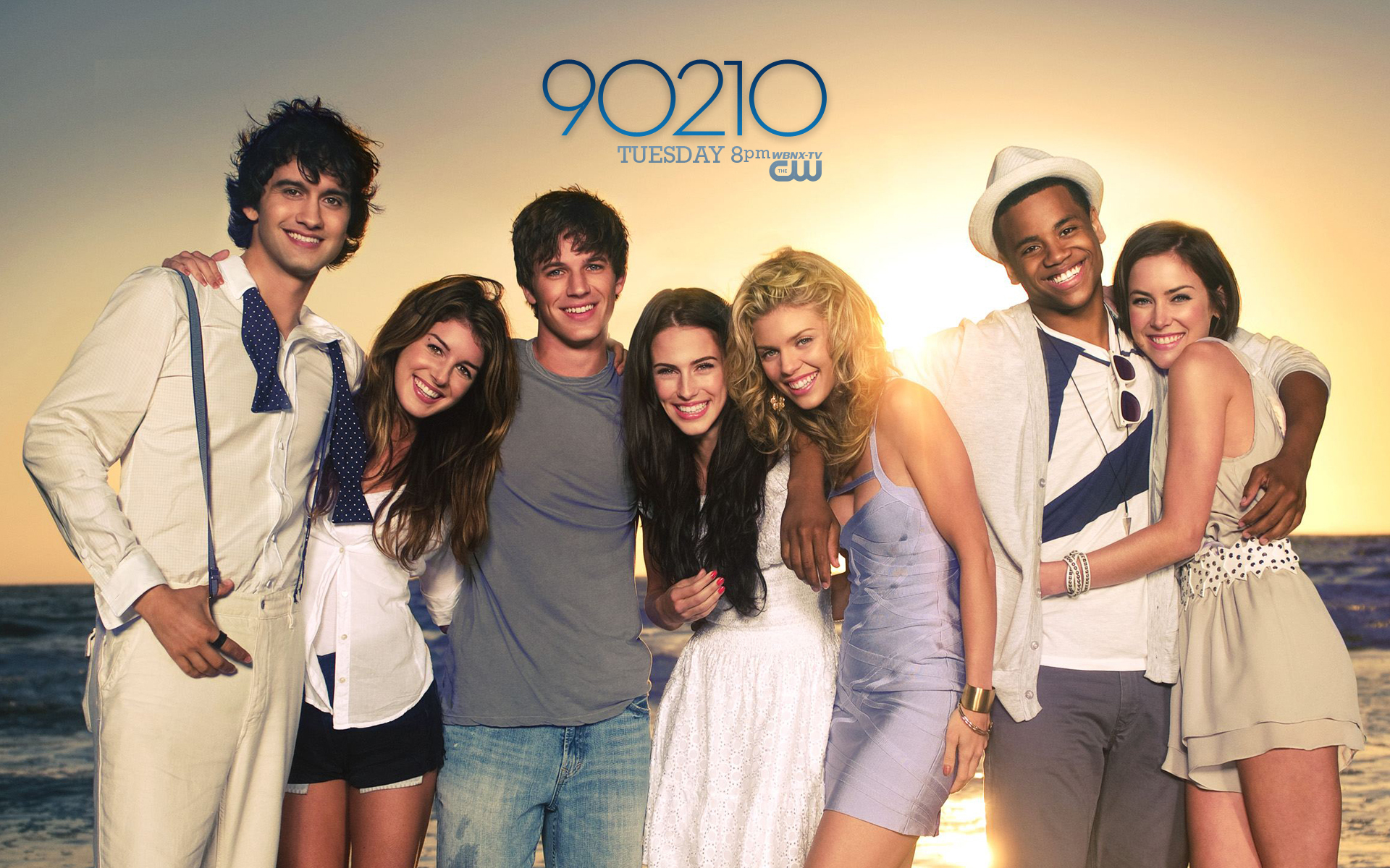 The cw 90210