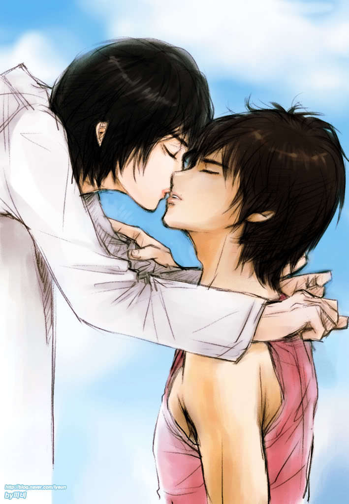 A-Kiss-for-the-Road-Back-yunjae-E2-99-A5