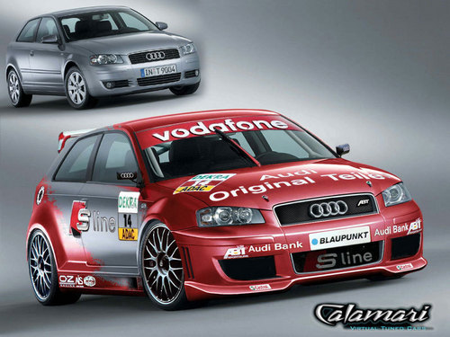 AUDI - VIRTUAL TUNING - audi Wallpaper