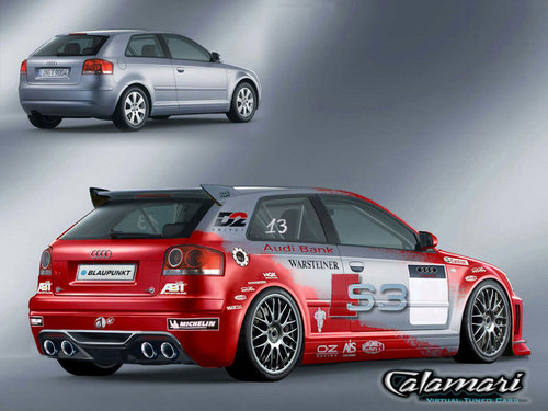Audi - VIRTUAL TUNING